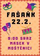 Fašaňk 22.2.2020